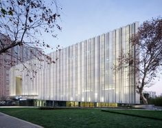 BAIYUNTING CULTURE AND ART CENTER :  DUSHE ARCHITECTURAL DESIGN CO