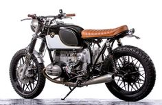 Custom essentials....just want the doctor ordered. lavelocita: BMW R80 Down and Out