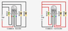 At Minimum You Should Know What Resistor You Need For Which Colour Of LED,What Should Be The Supply Voltage,What Is Expected Forward Voltage.
