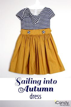 Tutorial to make this dress - so pretty!