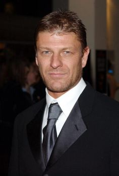 Sean Bean. An older man, but still hot, with a ridiculously sexy voice. I wish he could read me bedtime stories every night, haha!