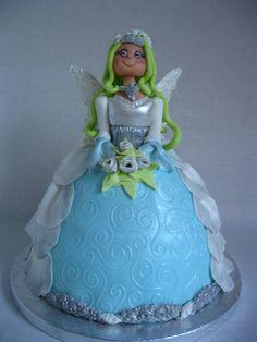 ice Fairy cake