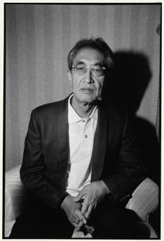 Nagisa Oshima (March 1932 – January Japanese film director and screenwriter. His films include In the Real of the Senses Furyo and Taboo - photo by Bruce Gilden Nagisa Oshima, Cinema Cinema, European American, Japanese Film, Screenwriter, Portraits, January 15, Famous Men, Film Director