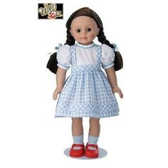 """Madame Alexander Wizard of Oz Collection 18"""" Dorothy Doll (Toy)  http://pieflavors.com/amazonimage.php?p=B0034L1PDI  B0034L1PDI"""