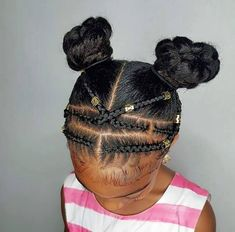African American Black Kids Braided Hairstyles black little girls hairstyles, new kids hairstyles, african american kids hairstyles hairdo , Toddler Braided Hairstyles, Black Kids Hairstyles, Baby Girl Hairstyles, Natural Hairstyles For Kids, Easy Hairstyles, Braided Hairstyles Natural Hair, African Hairstyles For Kids, Hairstyles Pictures, Girl Haircuts