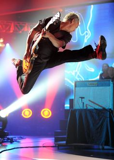 Mike McCready - Seattle grunge great lead guitarist for Pearl Jam, and with various side projects including one-offs Temple Of the Dog and Mad Season.