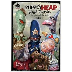 Puppet Heap Playthings