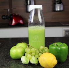 Durch seinen hohen Vitamin C und Vitamin E Gehalt ist dieser Saft ideal gegen akute Kopfschmerzen und aufgrund der Weintrauben zusätzlich unterstützend für das Immun - und Nervensystem.