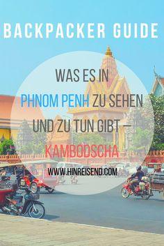 **ERKUNDIGE KAMBODSCHA** 🇰🇭🙏 Kambodschas Hauptstadt bietet jede Menge Sehenswürdigkeiten, Gerüche und Geräusche, die man von Südostasien gewohnt ist und hinzu kommt der koloniale Touch. Bei Backpackern und Allein-Reisenden derzeit voll im Trend, erfahre hier mehr http://bit.ly/2us75AF