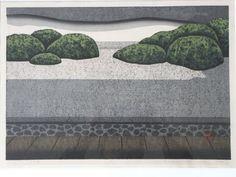 Ido MASAO, Shodenji zen garden, Kyoto