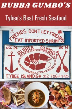 On a recent trip to Tybee Island, we found the best seafood that we have ever put in our mouth. Read on to learn about what makes it so great!