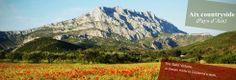 Mont Saint Victoire  Provence, France