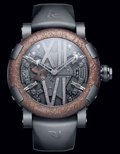 Romain Jerome Titanic DNA luxury watch