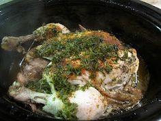Recipe Rendezvous: Lemon herb roasted chicken