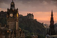 Someday I will visit Edinburgh. For now this will have to do.   Explore! | 17 Useful Edinburgh Tips From A Local