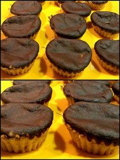 Μάφιν βανίλια σοκολάτα χωρίς πίτουρα - Dukan's Girls Muffin, Breakfast, Desserts, Recipes, Food, Morning Coffee, Tailgate Desserts, Deserts, Recipies