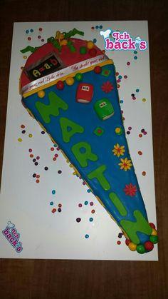 Schultüten torte