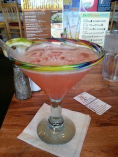 strawberry lemonade margarita #carlosdrinks