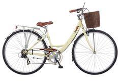 2016 Viking Piccadilly Ladies Traditional 7 Speed Bike Ivory