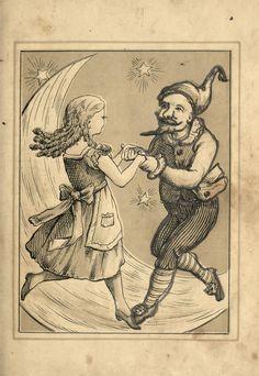 Alice Cooley, Ho! for elf-land!