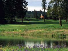Mallard Creek OR Opened In 2000 And Offers Bent Grass Greens Fairways Rv ParksParks AndLebanon OregonOregon