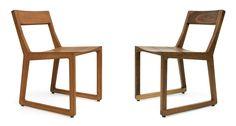 Another lovely specimen. Roadrunner side chair by doublebutter. $575