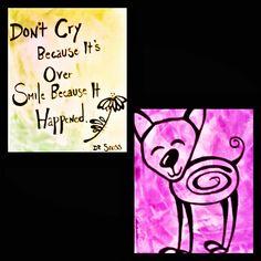 more Dr. Dont Cry, Crying, Art, Kunst, Art Education, Artworks