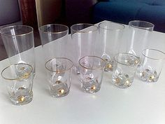 Sady sklenic