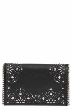 191ab03accc9 Chelsea28 Fleur Studded Faux Leather Convertible Clutch Handbags On Sale,  Convertible, Backpacks, Nordstrom