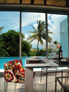 Mexique-Riviera Maya-Luxury Villas- Villa Azul-4 bedrooms Aqui Villas Prestige : https://www.facebook.com/AquiVillasPrestige