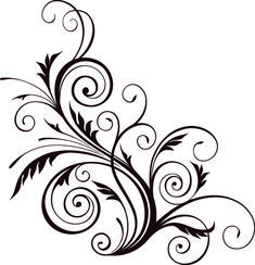 Floral Design Ornaments elements mix vector 05