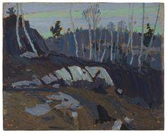 tom thomson - untitled (1916)