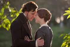 """""""Jane Eyre"""" was one of the best movies of 2011, IMHO, and Mia Wasilowska's performance really ought to have been rewarded with an Oscar nom. Soundtrack (by Dario Marianelli, who also scored 2005's Pride and Prejudice) is sublime."""