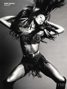 Models That Matter in Vogue Italy with Naomi Campbell - (ID:38984) - Fashion Editorial   Magazines   The FMD #lovefmd
