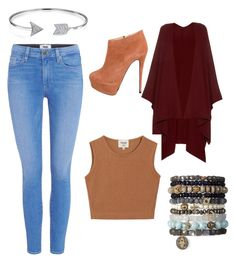 """Untitled #84"" by makaylagarmon on Polyvore featuring Giuseppe Zanotti, Paige Denim, The Row, Samuji and Bling Jewelry"