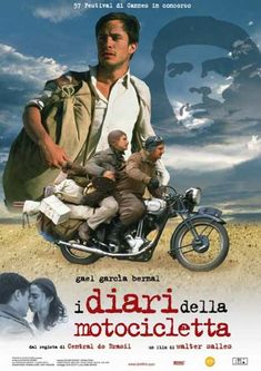"""I diari della motocicletta - BiM. Dal libro di Che Guevara, una trasposizione non """"agiografica"""", piuttosto un percorso di viaggio attraverso l'America Latina, per diventare uomini."""