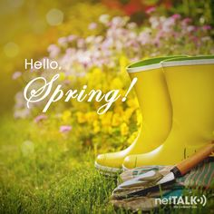 #spring is FINALLY here! It is the time of plans and projects. What is your saving plan? #HelloSpring #Spring2016
