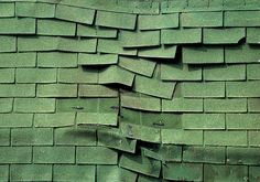 Green roofing tiles