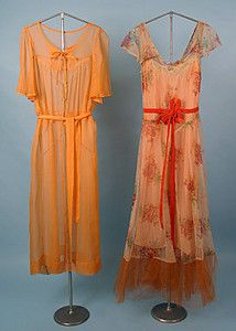 Two Summer Dresses, 1930s