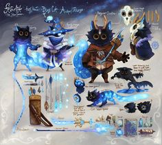Starlit Ref!!! by AgentCorrina.deviantart.com on @DeviantArt