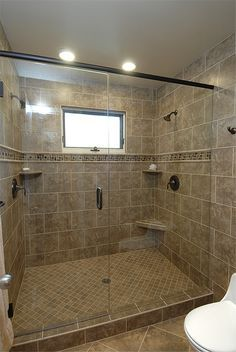 master bathroom ideas with shower only - Google Search