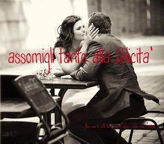 Nero come la notte dolce come l'amore caldo come l'inferno: Assomigli tanto alla felicità. (cit.)