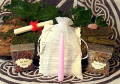 Love Spell Handcrafted by Hedgewitch Love by PaganMagicalCrafts, £5.50