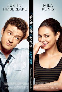 Friends with benefits. Movie.