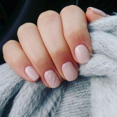 Cable-Knit Nails Have Arrived Just in Time for Sweater Weather