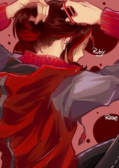 "adamantred: "" RWBY girls hair appreciation ♥ "" ~Sun"
