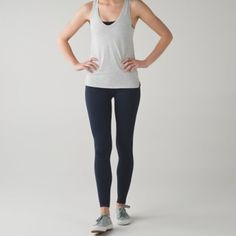 Lululemon Zone In Tight - Inkwell - Sz 4 Lululemon Zone In Tight - Inkwell - Sz 4 These high-rise yoga tights are engineered with zoned compression to keep you feeling held-in and supported in all the right places. fabric + features made with lightweight, four-way stretch fabric seamless construction lets you focus on your form and keeps chafing at bay no-dig waistband is engineered to stay put and keep you covered Held-in Sensation imported fit + function designed for: yoga fit: tight rise…