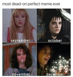 accurate. and so much better since it's Winona Ryder and I love her