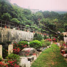 Parsi community cemetery Hong Kong