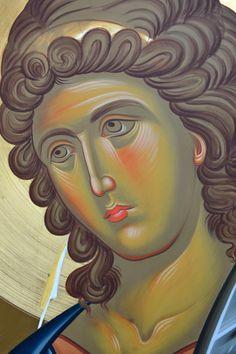 Byzantine Icons, Byzantine Art, Religious Icons, Religious Art, Paint Icon, Biblical Art, Orthodox Icons, Mexican Folk Art, Bible Art